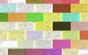 Picture tekstura, tile, colored