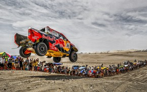 Picture Sand, Auto, Sport, Machine, Speed, People, Race, Toyota, Hilux, Rally, Dakar, Dakar, SUV, Rally, Sport, …