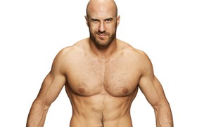 Picture look, muscle, muscle, wrestler, WWE, Raw, Cesaro, The end of the match, Antonio The End …