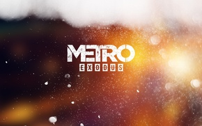 Picture game, E3 2017, Metro Exodus
