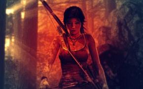 Picture Tomb Raider, Lara Croft, Lara Coft, Crystal Dynamics, Tomb Raider