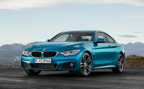 Picture BMW, coupe, BMW, Coupe, F32