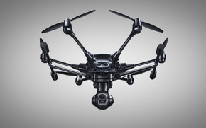 Picture Hi-Tech, technology, drone, hexacopter, Typhoon H, Yuneec Typhoon H Pro