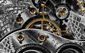 Picture metal, labels, patterns, mechanism, figures, details