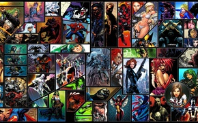 Picture Superheroes, comics, Marvel, marvel, superheroes, Marvel Comics, comix, DC Comix, comix book