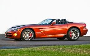 Picture Dodge, convertible, viper, SRT