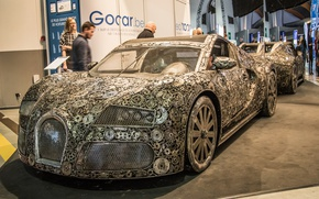 Picture Bugatti Veyron, the dealership, Bugatti Veyron Replica