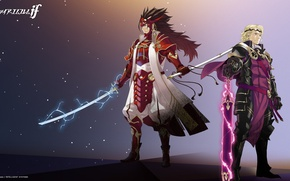 Picture weapons, sword, anime, art, guys, fire emblem