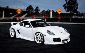 Picture Porsche, Machine, Cayman, Car, Car
