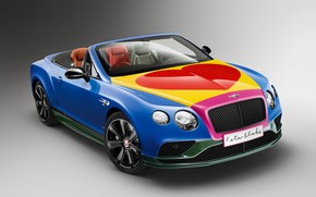 Picture bentley, pop art, Peter Blake