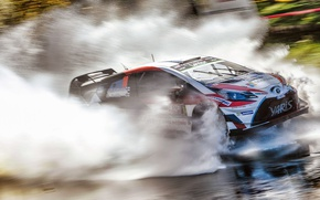 Picture toyota, wrc, yaris, Rally, argentina, 2017