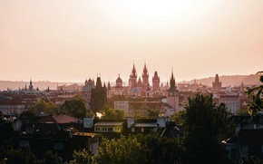 Picture Prague, Czech Republic, panorama