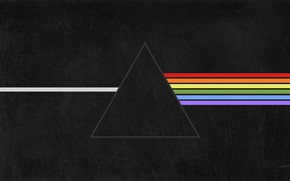 Picture Music, Triangle, Pink Floyd, Rock, Dark side of the moon, The Dark Side of the …