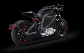 Picture black, motorcycle, Harley Davidson, bike, bike, motorcycle, Harley Davidson, electric motorcycle prototype, Harley-Davidson LiveWire