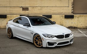 Wallpaper BMW, White, Bavaria, F83