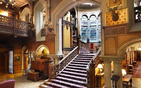 Picture Scotland, Carnegie Club, Skibo Castle