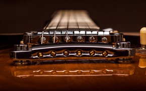 Picture macro, background, guitar