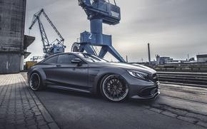 Picture Mercedes-Benz, Coupe, Prior-Design, S-Class, C217, PD990SC