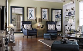 Picture chairs, pictures, wardrobe, the room, FAMILY LIVING AREA