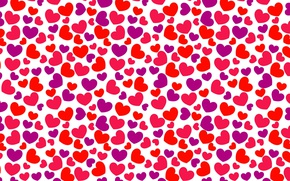 Wallpaper Valentine's Day, holiday, heart, heart