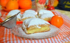 Wallpaper Oranges, Orange, Pie