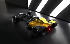 Picture car, concept, Renault, sport, race, speed, Renault RS 2027 Vision