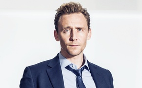 Picture background, portrait, costume, tie, actor, shirt, jacket, photoshoot, Tom Hiddleston, Tom Hiddleston, 2016, Time Out, …