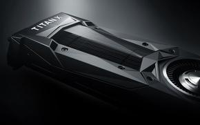 Picture Nvidia, Nvidia Titan Xp, graphic card
