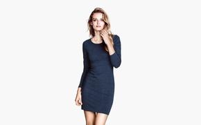 Picture model, dress, Edita Vilkeviciute