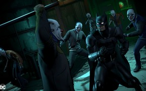 Picture The game, Batman, Costume, Fight, Hero, Mask, Superhero, Hero, Batman, Game, Bruce Wayne, The bandits, …