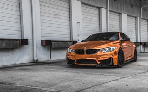 Picture BMW, Sight, Bronze, F83