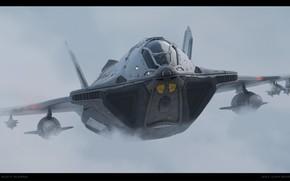 Picture the plane, AUK-17 Aukenk, flight