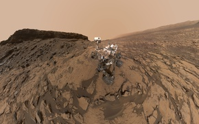 Picture Mars, NASA, the Rover, Curiosity, Mars science laboratory