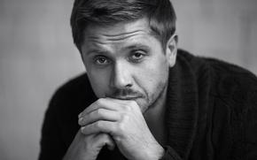 Picture portrait, actor, No One Nicholas, Roman Makin