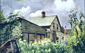 Picture 1948, Early Spring, Charles Ephraim Burchfield