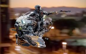 Picture flight, ekipirovka, Hoverchopper VS-28 Chaser