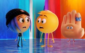 Picture hand, animated film, animated movie, emoji, The Emoji Movie