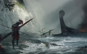 Picture Art, Crytek, Game, Ryse: Son of Rome