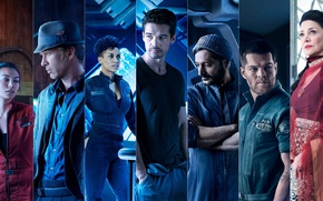 Picture actors, the series, Movies, Space, The Expanse, ashlagi