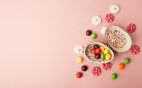 Picture candy, sweets, topping, Chocolate eggs
