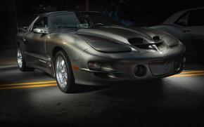 Picture car, Pontiac, Firebird