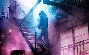 Picture Marvel, Netflix, Krysten Ritter, Kristen Ritter, Jessica Jones, The Defenders, Zashitniki