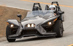 Picture beautiful, comfort, hi-tech, Polaris, Slingshot, technology, sporty, tricycle, 041