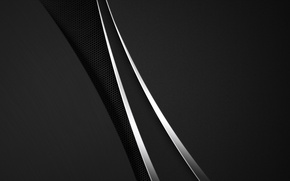 Picture strip, abstract, carbon