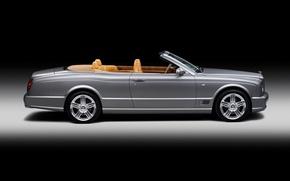 Picture Bentley, convertible, azure