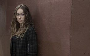 Picture Season 4, Fear the walking dead, Fear the Walking Dead, Alycia Debnam-Carey, Alicia Clark