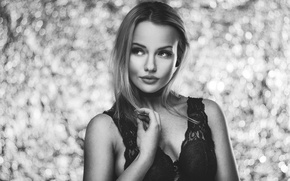 Picture face, background, model, hair, beauty, Alice