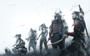 Picture Game, Game, Background, Shadow Tactics: Blades of the Shogun