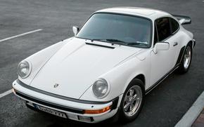 Picture retro, Porsche, classic, 911 SC