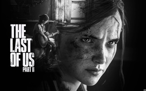 Wallpaper by eversontomiello, girl, face, Naughty Dog, guitar, The Last of US Part 2, The Last ...